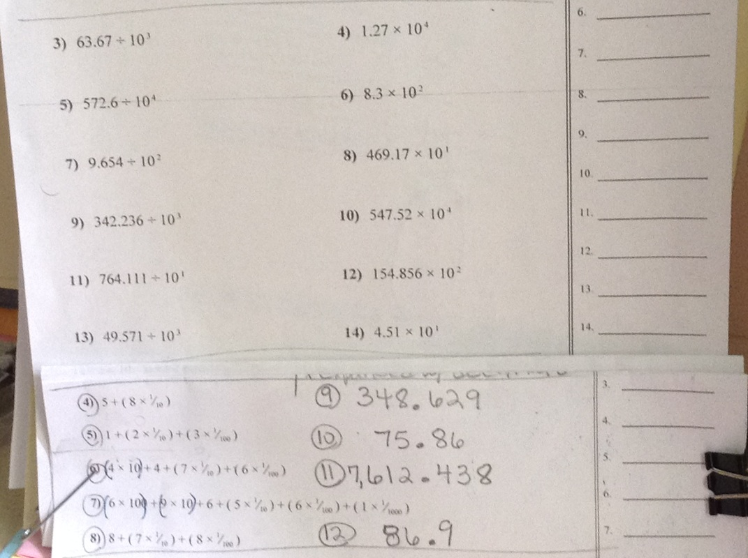 Homework Amp Test