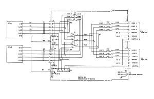 Figure FO5 Power Pallet, Schematic Wiring Diagram