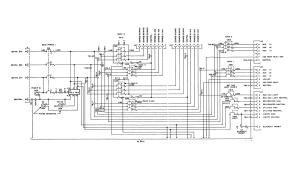 Figure FO6 Power Distribution Panel, Schematic Wiring Diagram (Sheet 1 of 2)