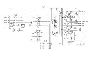 Figure FO6 Power Distribution Panel, Schematic Wiring
