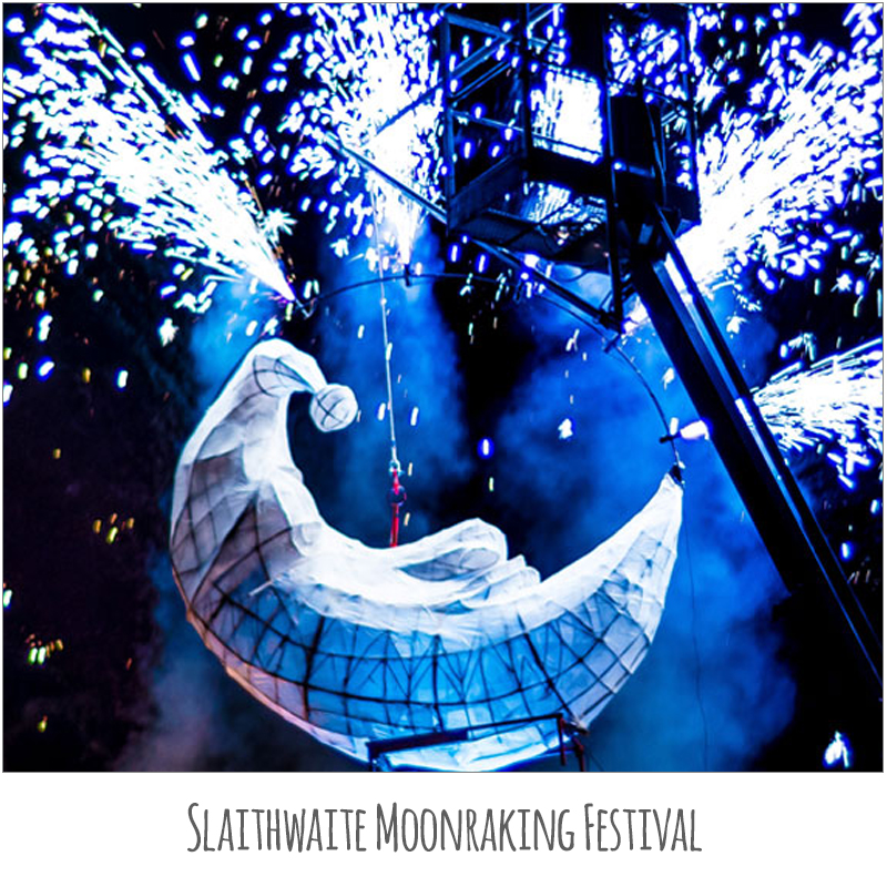 Slaithwaite Moonraking Festival - Satellite Arts