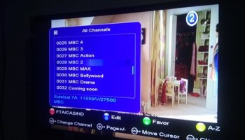 MyTv Africa, Satellite, Frequency And How To Track - SatGist com