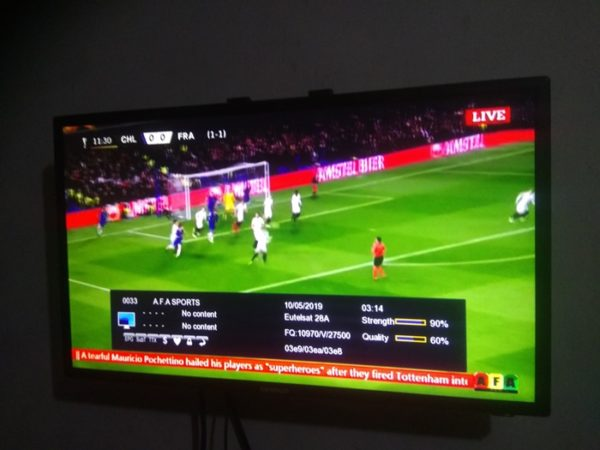 A.F.A Sport Or Media 7 As Free-To-Air Channels