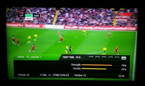 Free Sport TV Channels For Africa, America And MENA