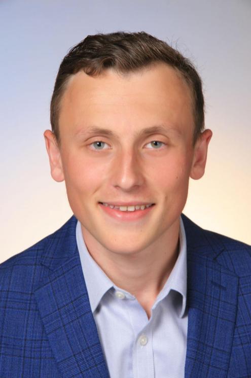 Max Dotzauer (studiert Global Economics and Business Management)