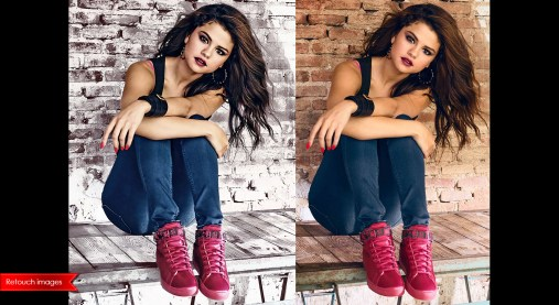 Selena Gomez's new Spring/Summer fashion collection for adidas NEO Label