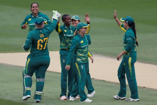 34 Covid-19 tests were conducted on theProteas Women'sNational High-Performance squad and support staff ahead of their first training camp