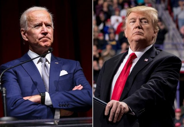 A look at history reveals that while Biden's clearly the favorite, his victory is not assured in an unprecedented election.
