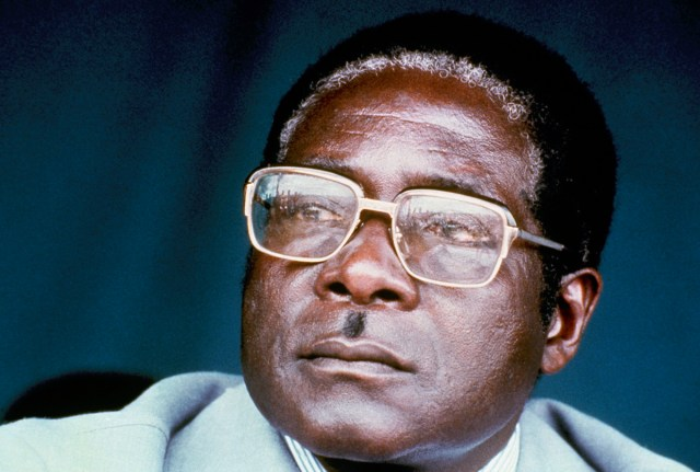 The land seizures were one of Mugabe's signature policies that soured ties with the West. Mugabe, who was ousted in a coup in 2017 and died last year, accused the West of imposing sanctions on his government as punishment.