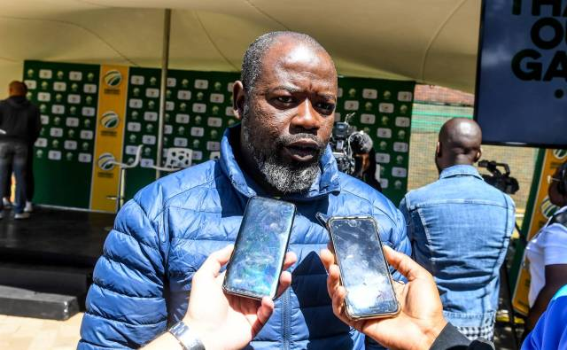 Thabang Moroe's Monthly Salary of R341 000 continues to eat into CSA coffers