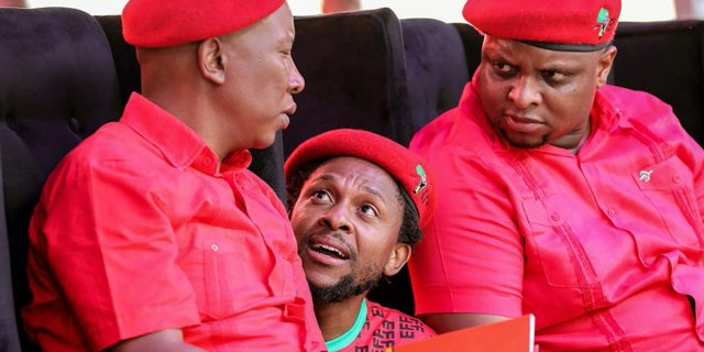 In conversations with three EFF leaders, who serve on different structures, the unwavering commitment the fighters have for their