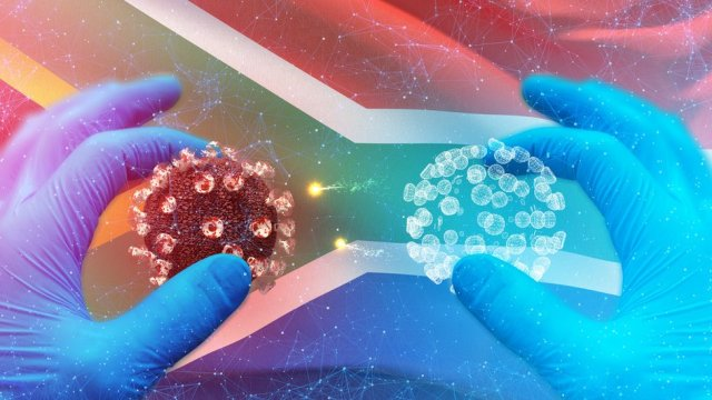 South Africa's Health Minister Dr Zweli Mkhize says new research estimates 12 million people - about 20% of the country's population - could already have been infected with Coronavirus