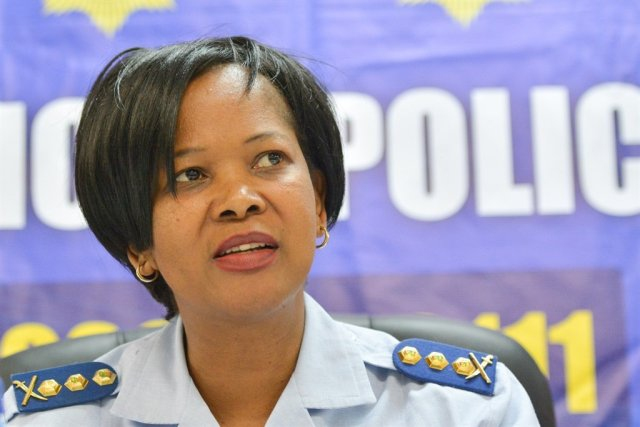 Mmamonnye Ngobeni and a police captain were charged with fraud and corruption over a R47 million tender relating to police accommodation for the 2010 Fifa World Cup.