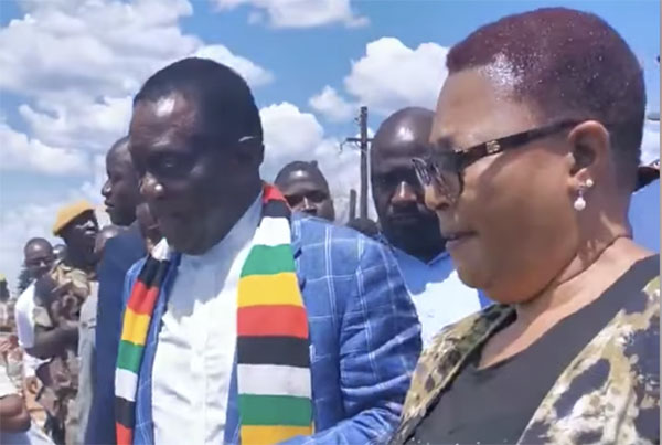 She polled a mere 3.32% as the elections became a two-man race, where Zanu-PF's Emmerson Mnangagwa got 50.67% and the MDC Alliance's Chamisa 44.39%.