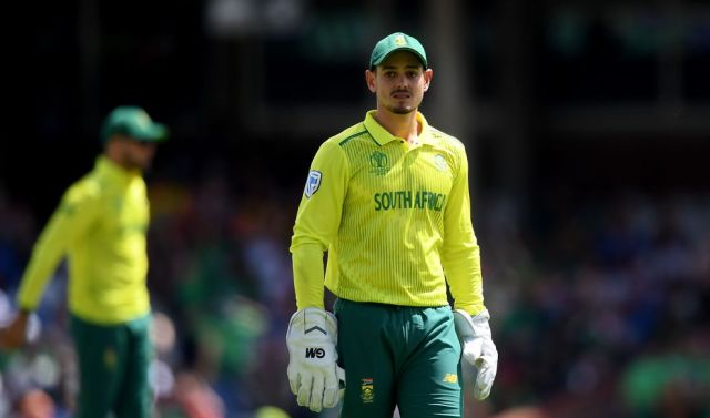 The tour will be limited to the Western Cape with two ODI matches and two T20 matches to played at Newlands Stadium, and one ODI and one T20 match at Eurolux Boland Park, Paarl.
