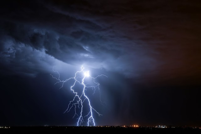 Severe thunderstorms that hit Gauteng on Monday afternoon have killed two people, after they were struck by lightning in separate incidents.