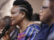 Busisiwe Mkhwebane is investigating maladministration linked to the Kwa-Zulu Natal North Sea Jazz Festival, but says the NPA is not sharing information that would help her complete her probe.