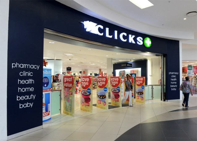 Clicks' Black Friday promotion kick off with 50% discounts