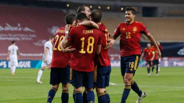 Spain inflicted Germany's heaviest competitive defeat