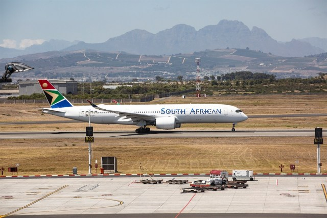 The rules for kids flying into SA were just updated, and terminals are fully open again