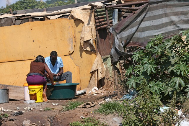 The UN notes that 18.9% of the population – some 11 million South Africans – survive on less than R28 per day, which converts to just R27.66, a day, or around R800 per month.