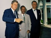 John F Kennedy: When the US Pres met Africa's independence heroes