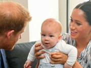 PRINCE HARRY, MEGHAN MARKLE EXPECTING SECOND CHILD