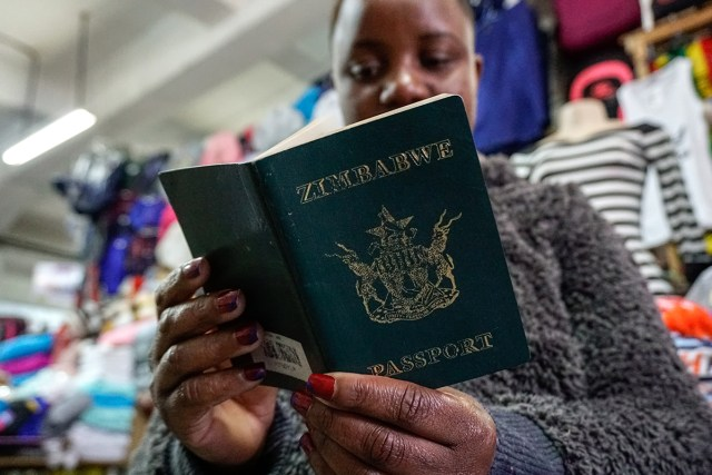 Home Affairs on the tail of people who acquired FAKE SA Permit