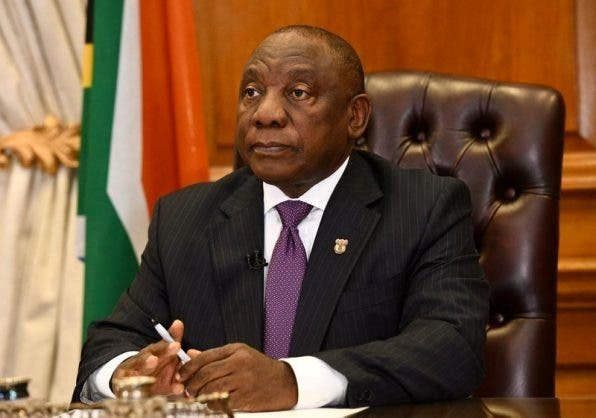 Ramaphosa to be vaccinated with healthcare workers today