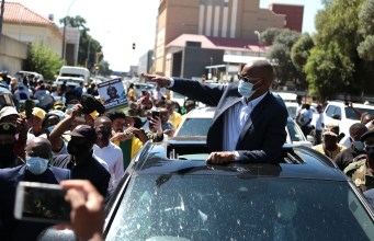 The brand of politics practised by Magashule's supporters is one of chaos