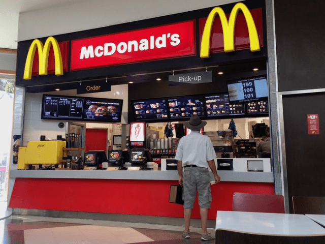 McDonald is paying people R700 to interview for jobs &it still can't find staff