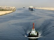 How to clear Suez Canal blockage – an action plan for tightening maritime choke points security