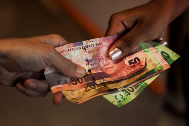 Why the rand is now the only emerging market currency winning against the dollar this year