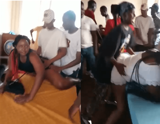 Watch VIDEO of spoilt youths doing the unthinkable in a party held at a Diepkloof Tavern shocks Parents