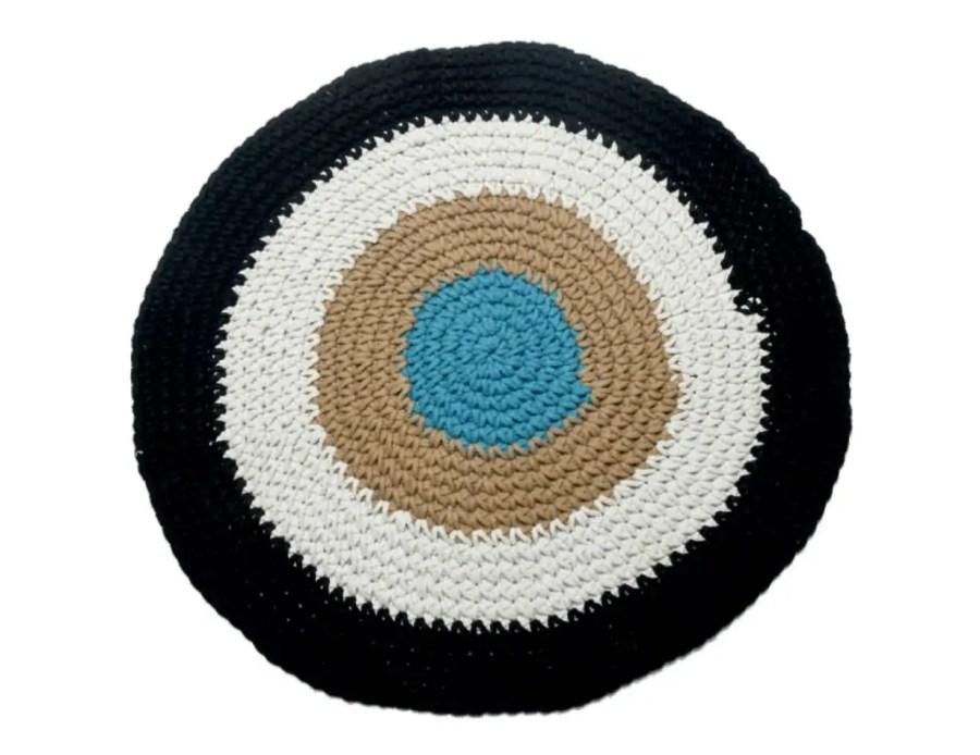 שטיח חמסה שחור