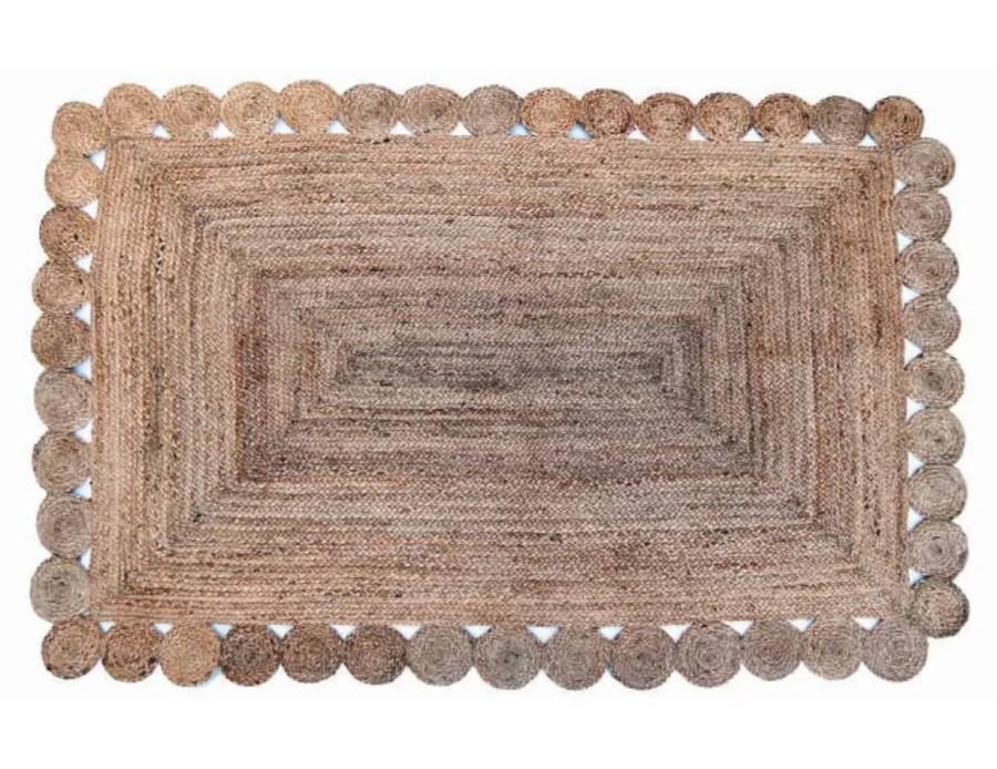ריו שטיח חבל טבעי 05 מלבן