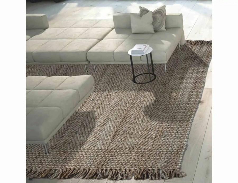 סאמוס שטיח חבל עבה