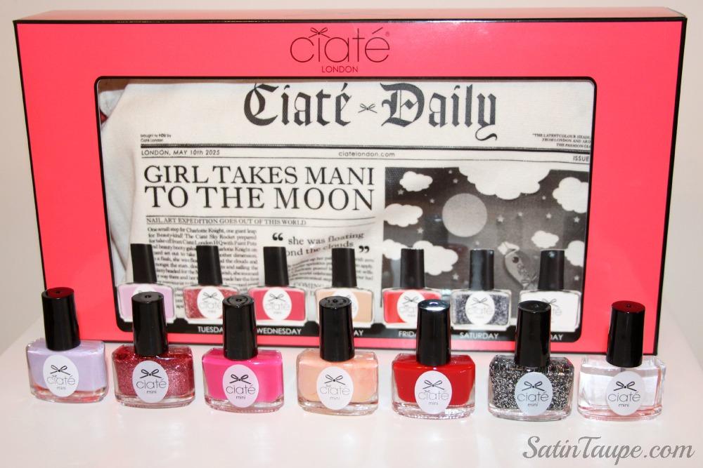 The Ciaté Daily