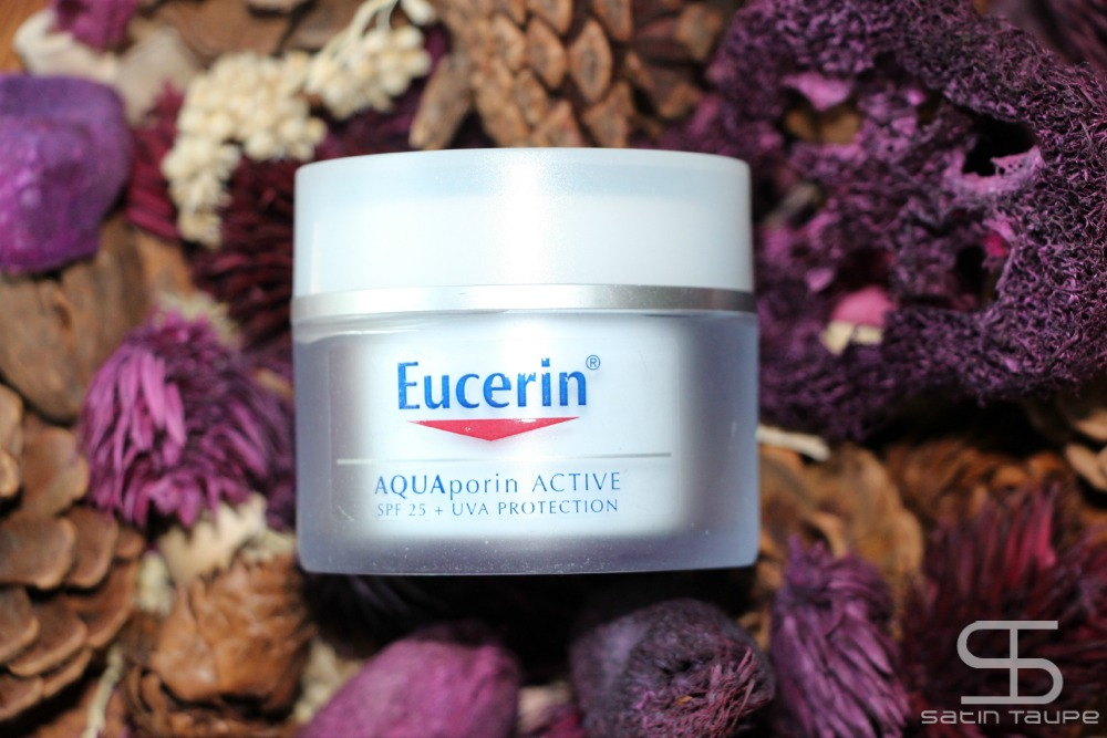 Eucerin auqaporin active spf 25