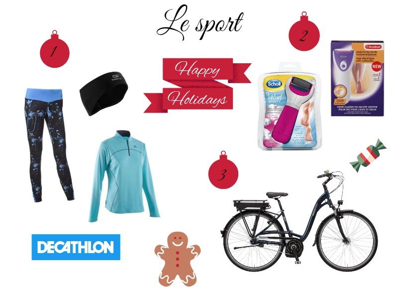 Wishlist Le sport