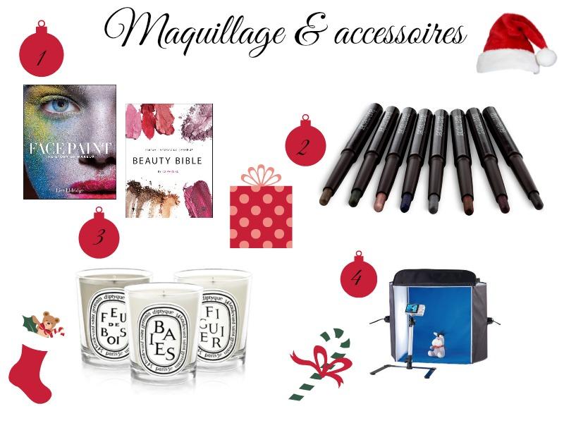Wishlist Maquillage & accessoires