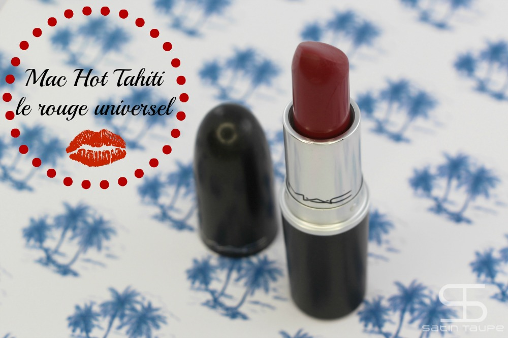 Mac Hot Tahiti