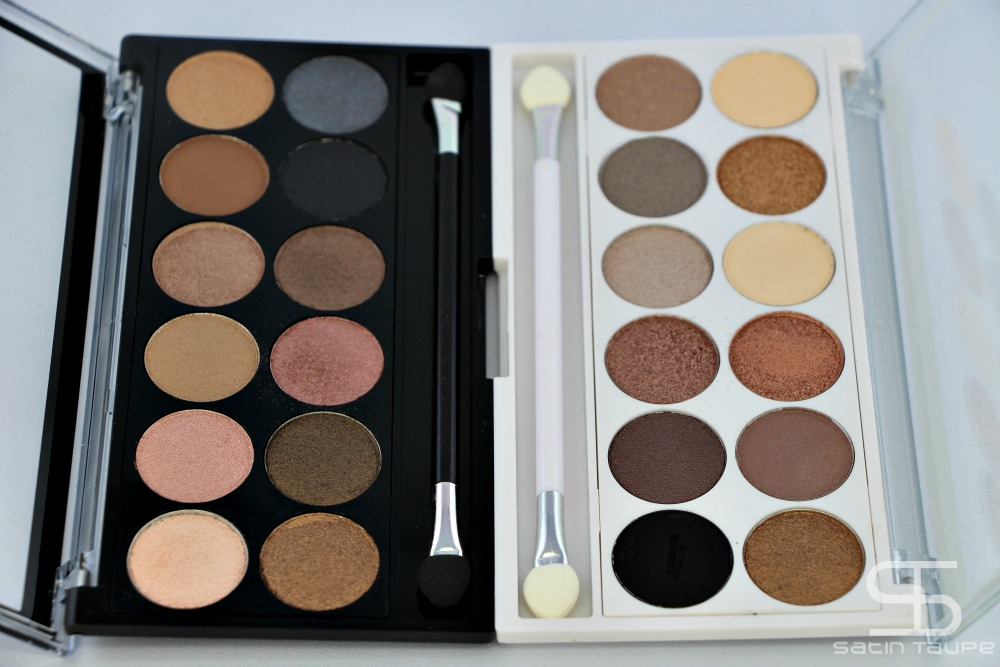 Undressed me too palette MUA