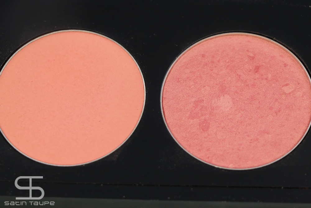 Blush mat ou irisé