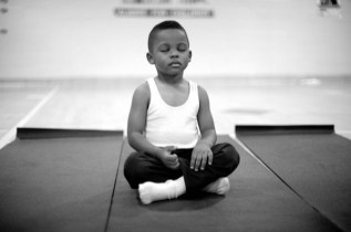 At the Robert W. Coleman Elementary school, instead of punishing disruptive kids or sending them to the principal's office, the Baltimore school has something called the Mindful Moment Room instead.