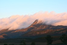 This was taken on my way back from Oudtshoorn in the Langkloof.