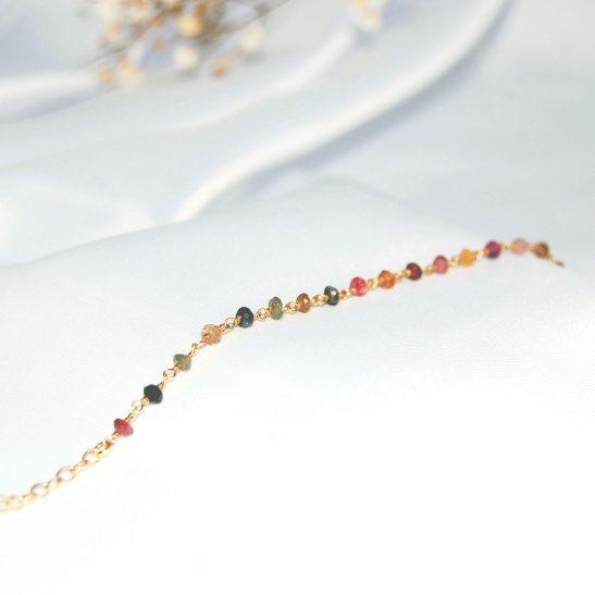Bracelet Nix vermeil