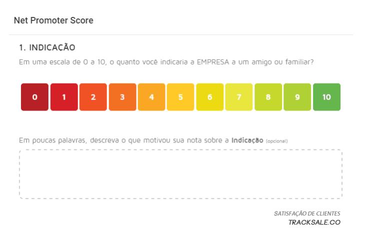 0e8ff19347080 O que é o Net Promoter Score