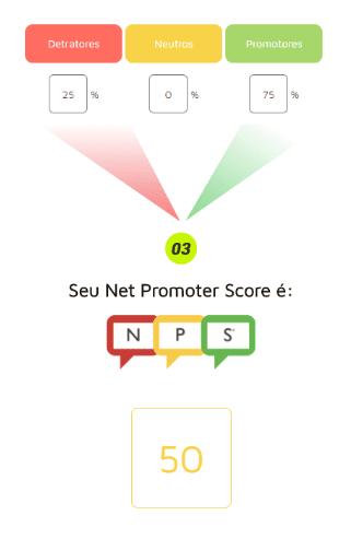 Novo cálculo - NPS - clientes neutros - satisfação de clientes - tracksale