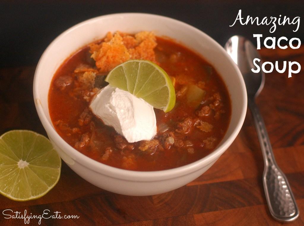 amazing Taco Soup